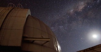 Canberra to lead space economy  Barr