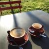 red brick espresso coffee