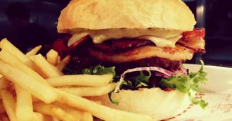 New menu items at Brodburger!
