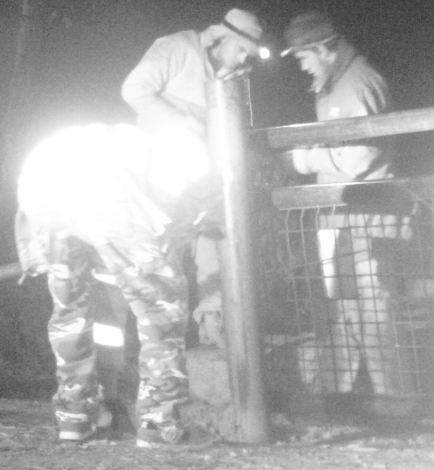 men cutting gate 2