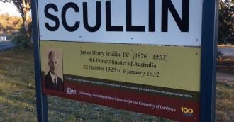 A look around Canberra   8211  Scullin