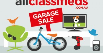 Garage Sales on this weekend  16 and 17 January 2016
