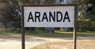 A look around Canberra   8211  Aranda