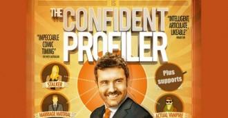 Comedy Club @ the Civic Pub presents Jacques Barrett – The Confident Profiler