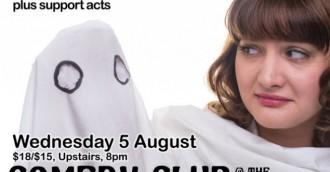 Comedy Club @ the Civic Pub featuring Laura Davis