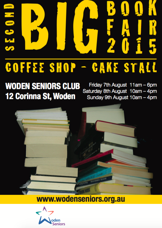 woden big book fair 2015