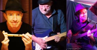 Long John hosts September Blues Jam