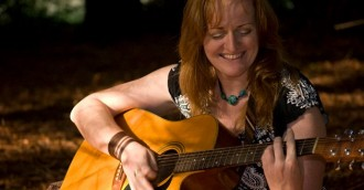 Marisa Quigley with Ali Penney at the Keller Sessions