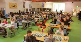 Canberra Academy of Chess junior chess clubs 2015