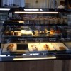 oscars cafe cake display