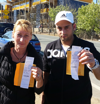 floriade parking fines