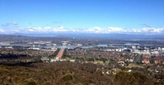 Mt Ainslie  my favourite capital hike