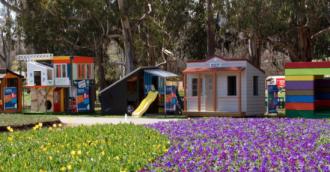 How one Canberra Mum spent Floriade