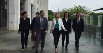 Ex-UN adviser takes on Seselja