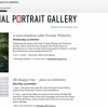 Portrait Gallery email