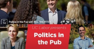 The great ALP Politics in the Pub-off