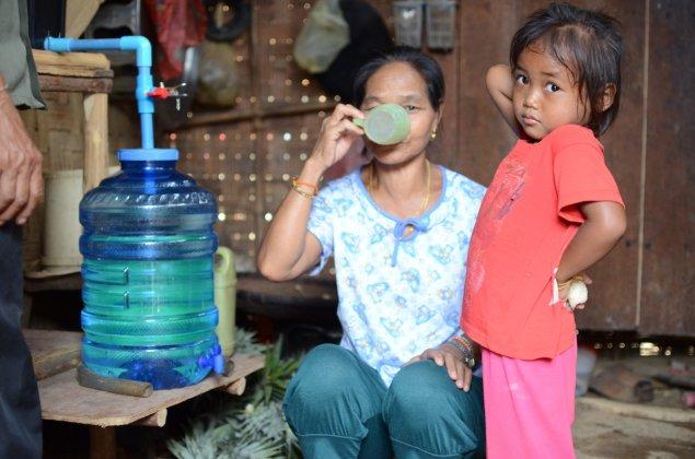 2014_06_24 - Phongsali - Ban Ngun Nua - Drinking Water (10)
