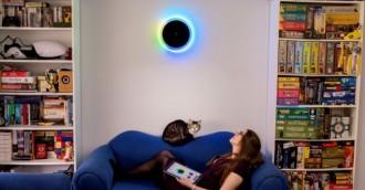 Crowdfunding talk with the Light Clock guys
