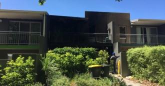 Forensics team investigates Narrabundah fire