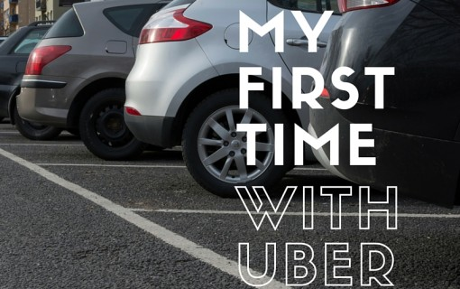 First look: Jenny Tiffen tries out Uber