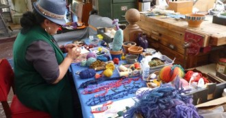 Christmas Markets: She Visits