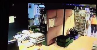 Bag snatch caught on BeyondQ CCTV