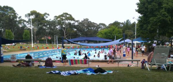 Dickson Pool