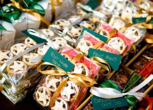Christmas treats at the Old Bus Depot Markets