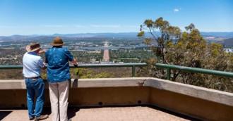 Mt Ainslie should not become an archi-park