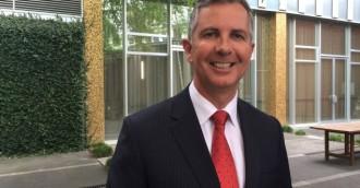 Hanson praises Corbell, a friendly foe