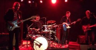 Ward's Xpress hosts February Blues Jam