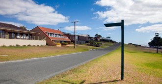 Canberra street names on song