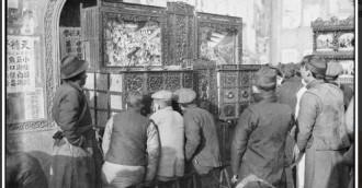 Photographs of 1930s China at ANU