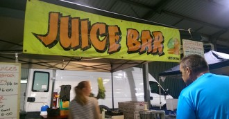 Pick of the Markets  Julie   s Juice Bar