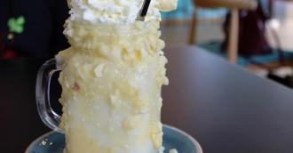 Five to try  Milkshakes