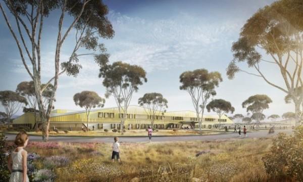 University of Canberra Public Hospital