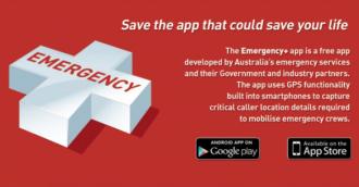Emergency + app saves teens lost in bushland