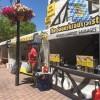 Multicultural Festival food stalls
