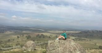 Take a Hike  Mt Painter