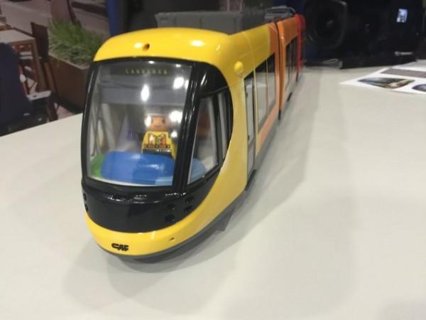 light rail model