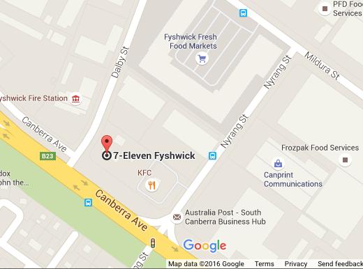 7-Eleven Fyshwick