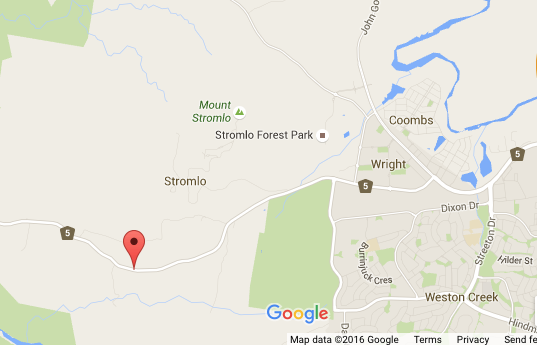 Cotter Road, Stromlo