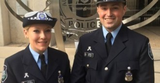 Police welcome 20 new officers to ranks