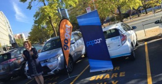GoGet  Popcar car-sharing trial for ACT