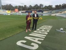 Wellington mayor and Andrew Barr (2)