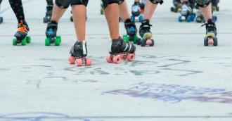 Register for junior roller derby league