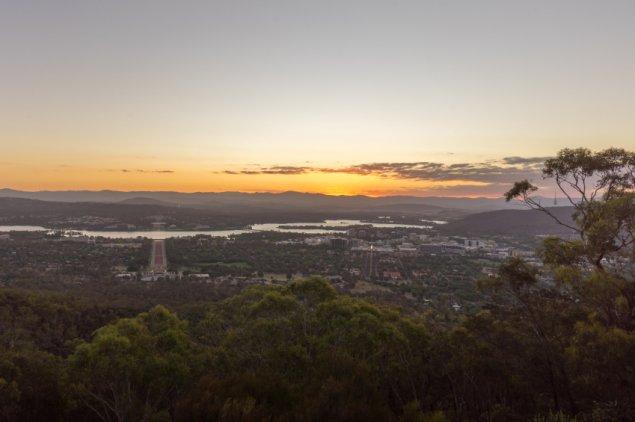Canberra generic landscape