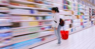 The ancient art of shopping