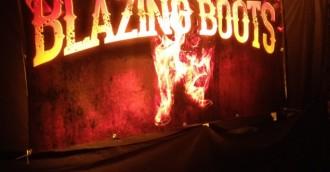 Friday Night Live – Blazing Boots
