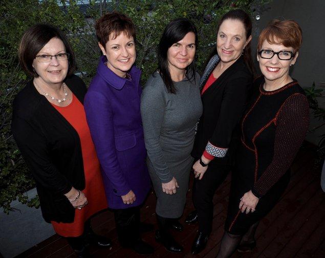 Five fab women
